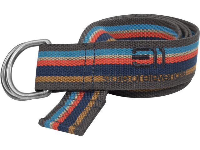 Elevenate Striped Belt Twilight Blue